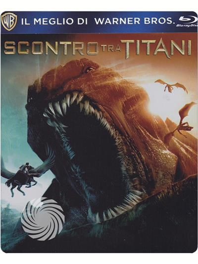 Scontro tra titani - Blu-Ray Steelbook - thumb - MediaWorld.it