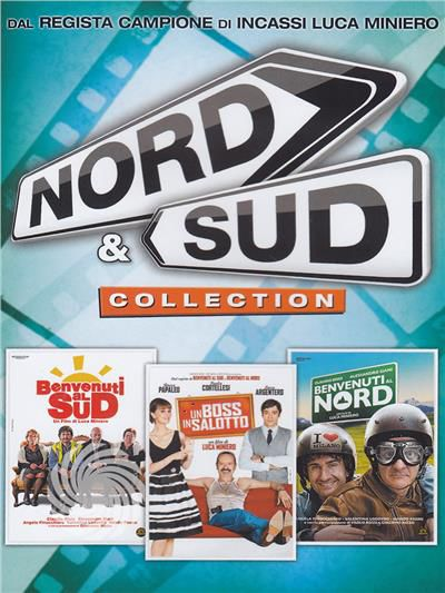 Nord & sud collection - DVD - thumb - MediaWorld.it