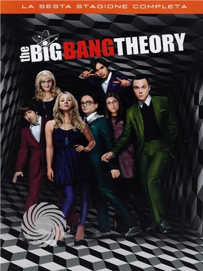 The big bang theory - DVD - Stagione 6 - thumb - MediaWorld.it