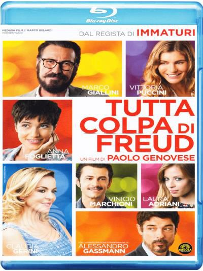 Tutta colpa di Freud - Blu-Ray - thumb - MediaWorld.it