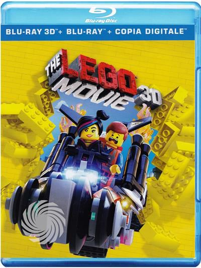 The lego movie - Blu-Ray  3D - thumb - MediaWorld.it