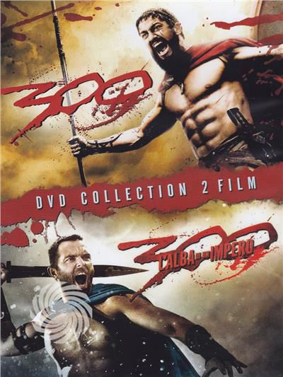 300 + 300 - L'alba di un impero - DVD - thumb - MediaWorld.it