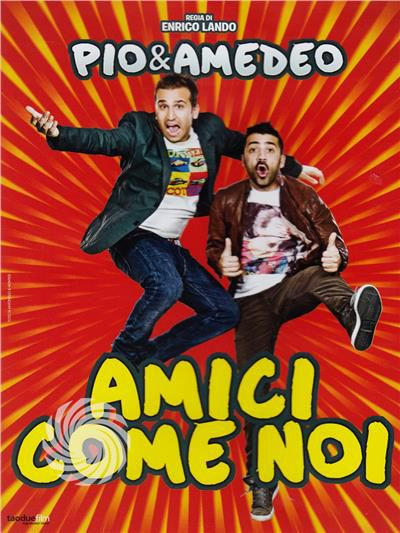 Amici come noi - DVD - thumb - MediaWorld.it