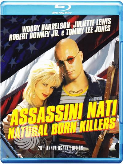 Assassini nati - Natural born killer - Blu-Ray - thumb - MediaWorld.it