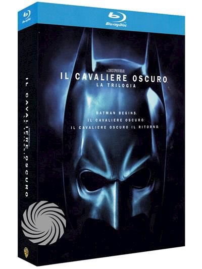 The dark knight trilogy - Blu-Ray - thumb - MediaWorld.it