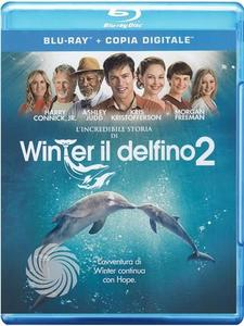 L'incredibile storia di Winter il delfino 2 - Blu-Ray - thumb - MediaWorld.it