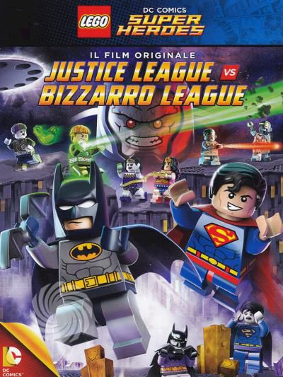 Lego - DC comics super heroes - Justice league vs bizzarro league - DVD - thumb - MediaWorld.it