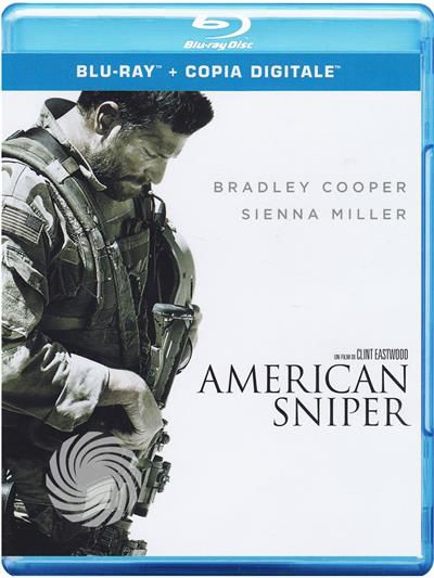 American sniper - Blu-Ray - thumb - MediaWorld.it