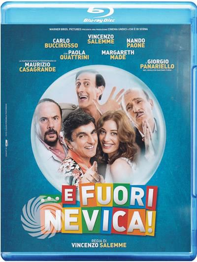 ...E fuori nevica! - Blu-Ray - thumb - MediaWorld.it