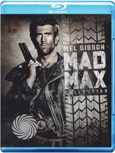 Mad Max collection - Blu-Ray - thumb - MediaWorld.it