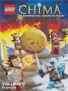 Lego - Legends of Chima - DVD - Stagione 2 - thumb - MediaWorld.it