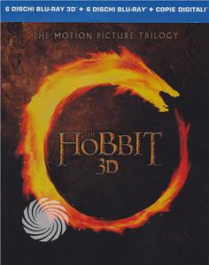 Lo Hobbit - La trilogia cinematografica - Blu-Ray  3D - MediaWorld.it