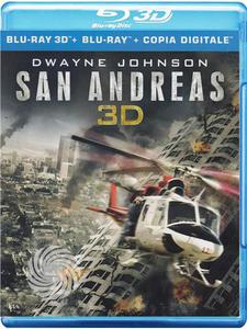 San Andreas - Blu-Ray  3D - MediaWorld.it