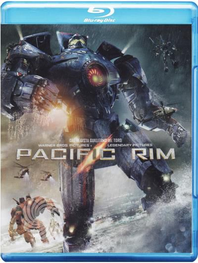 Pacific Rim - Blu-Ray - thumb - MediaWorld.it