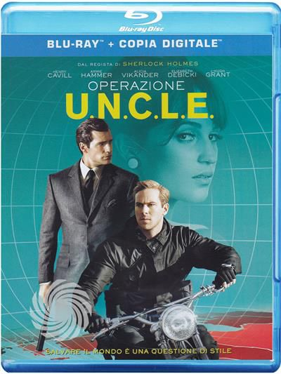 Operazione U.N.C.L.E. - Blu-Ray - thumb - MediaWorld.it