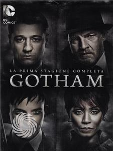 Gotham - DVD - Stagione 1 - thumb - MediaWorld.it