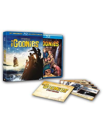 I Goonies - Blu-Ray - thumb - MediaWorld.it
