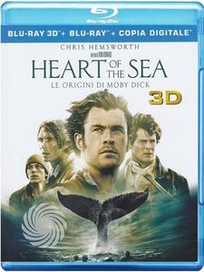 Heart of the sea - Le origini di Moby Dick - Blu-Ray  3D - MediaWorld.it