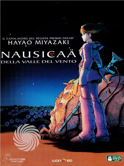 Nausicaä della valle del vento - DVD - thumb - MediaWorld.it