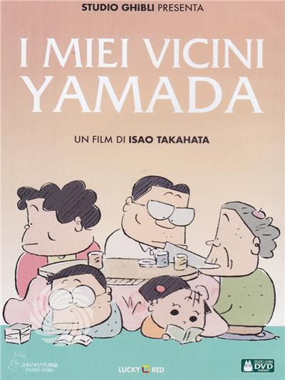 I miei vicini Yamada - DVD - thumb - MediaWorld.it