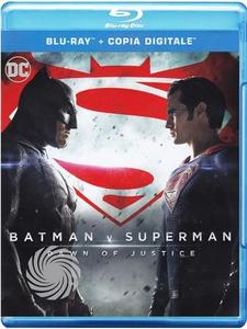 Blu-Ray - Fantasy Batman V Superman - Dawn of justice - Blu-Ray su Mediaworld.it