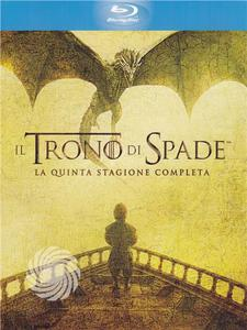 Il trono di spade - Blu-Ray - Stagione 5 - thumb - MediaWorld.it
