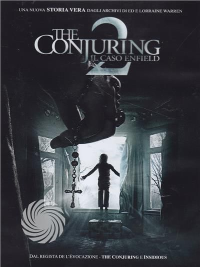 The conjuring 2 - Il caso Enfield - DVD - thumb - MediaWorld.it