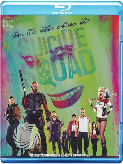 Suicide squad - Blu-Ray - thumb - MediaWorld.it