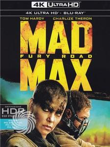 Mad Max - Fury road - Blu-Ray  UHD - MediaWorld.it