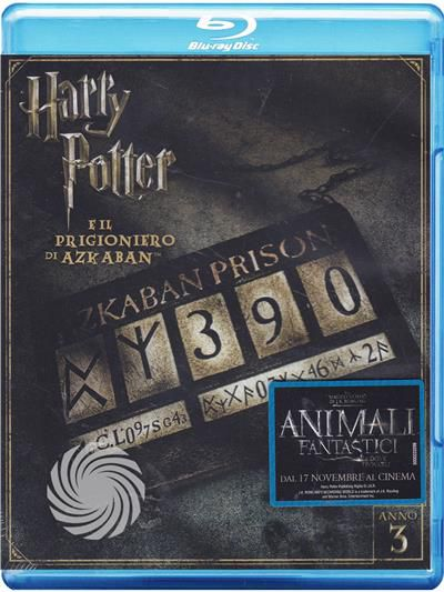 Harry Potter e il prigioniero di Azkaban - Blu-Ray - thumb - MediaWorld.it