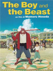 The boy and the beast - DVD - thumb - MediaWorld.it