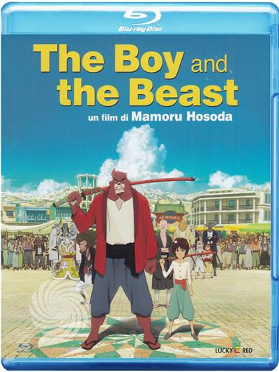 The boy and the beast - Blu-Ray - thumb - MediaWorld.it