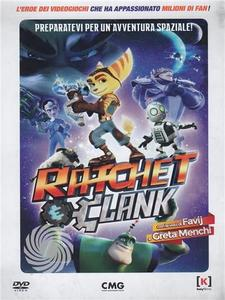 Ratchet & Clank - DVD - thumb - MediaWorld.it