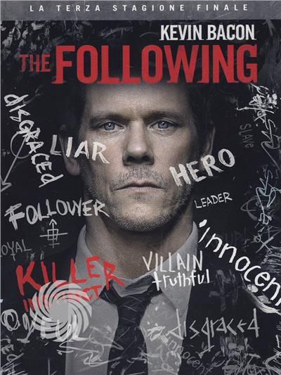 The following - DVD - Stagione 3 - thumb - MediaWorld.it