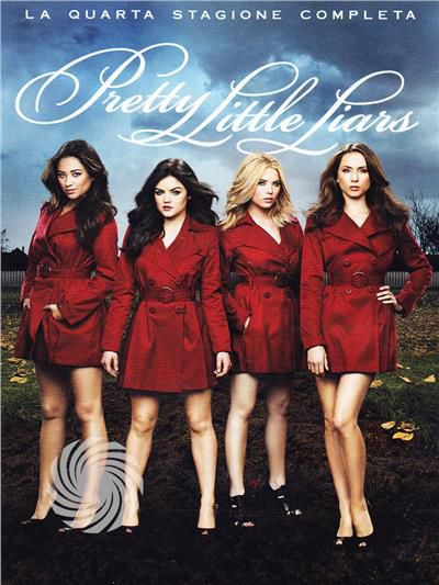 Pretty little liars - DVD - Stagione 4 - thumb - MediaWorld.it