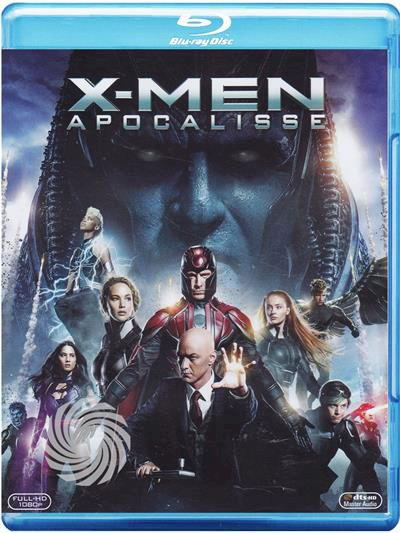 X-Men - Apocalisse - Blu-Ray - thumb - MediaWorld.it