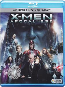X-Men - Apocalisse - Blu-Ray  UHD - thumb - MediaWorld.it