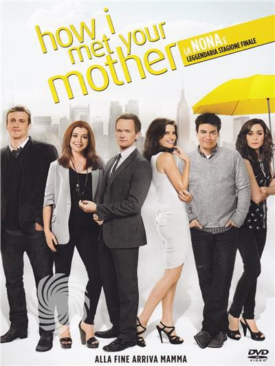 How I met your mother - DVD - Stagione 9 - thumb - MediaWorld.it