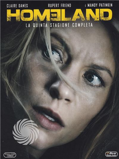 Homeland - Blu-Ray - Stagione 5 - thumb - MediaWorld.it