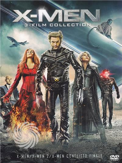 X-Men 3 film collection - DVD - thumb - MediaWorld.it