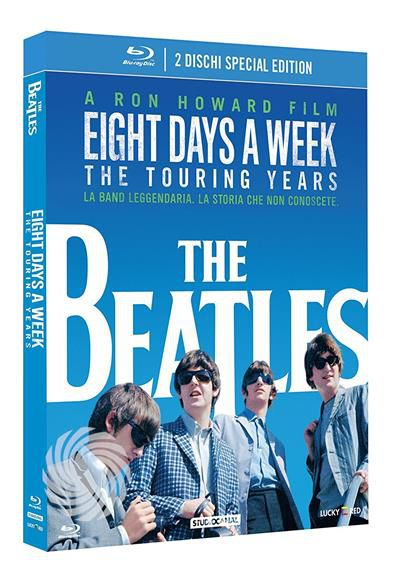 The Beatles - Eight days a week - DVD - thumb - MediaWorld.it
