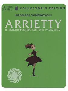 Arrietty - Il mondo segreto sotto il pavimento - Blu-Ray Steelbook - thumb - MediaWorld.it