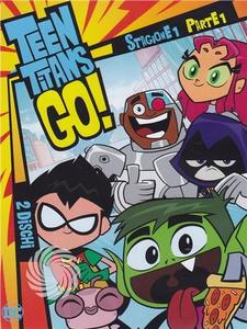 Teen titans go! - DVD - Stagione 1 - thumb - MediaWorld.it