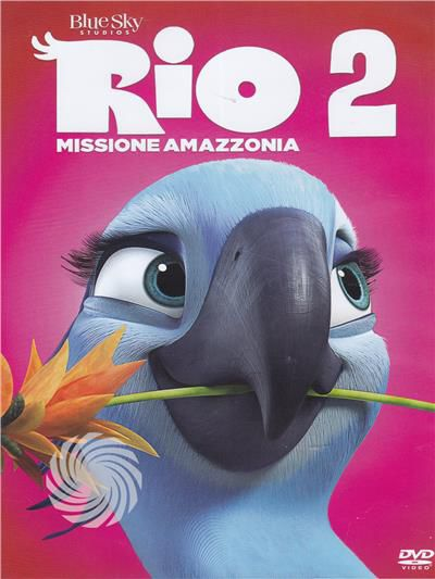 Rio 2 - Missione Amazzonia - DVD - thumb - MediaWorld.it