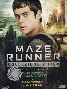 Maze runner - Collezione 2 film - Blu-Ray - thumb - MediaWorld.it