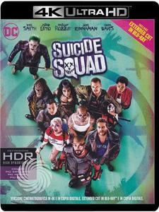 Suicide squad - Blu-Ray  UHD - MediaWorld.it