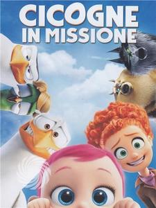 Cicogne in missione - DVD - thumb - MediaWorld.it