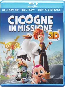 Cicogne in missione - Blu-Ray  3D - thumb - MediaWorld.it