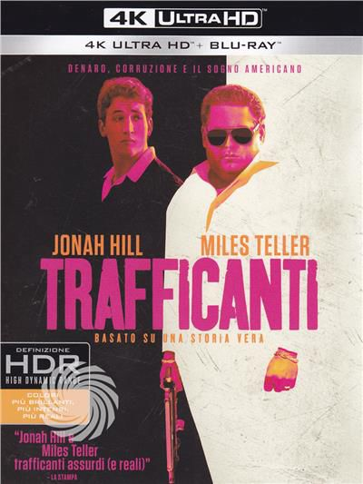 Trafficanti - Blu-Ray  UHD - thumb - MediaWorld.it