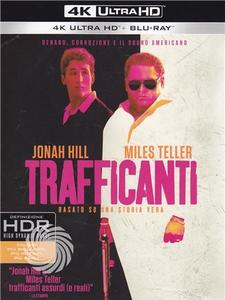 Blu-Ray - Drammatico Trafficanti - Blu-Ray  UHD su Mediaworld.it